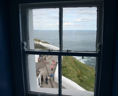 View from Old Head of Kinsale lighthouse 3