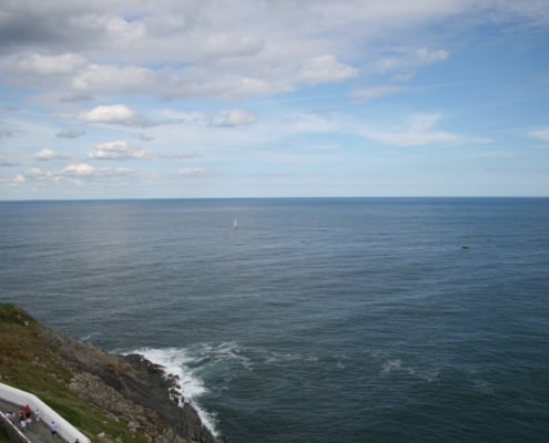 View from Old Head of Kinsale lighthouse 4