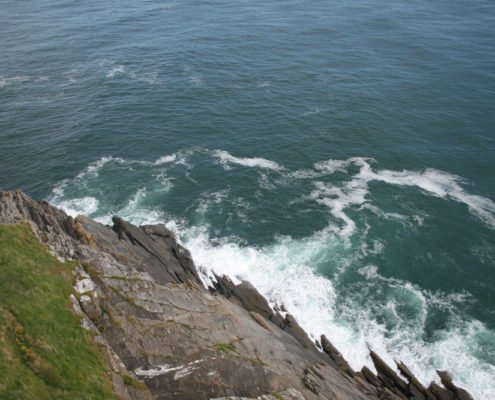 View from Old Head of Kinsale lighthouse 5