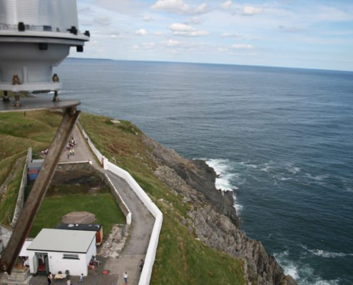 View from Old Head of Kinsale lighthouse 6