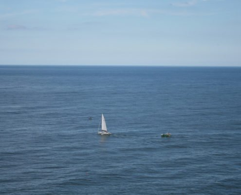 View from Old Head of Kinsale lighthouse 7