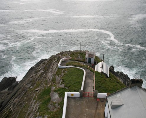View from Old Head of Kinsale lighthouse 9