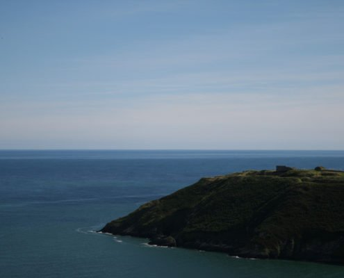 View from Old Head of Kinsale Signal Tower 1