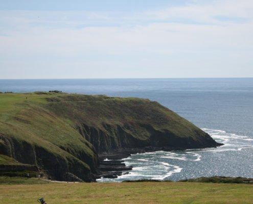 View from Old Head of Kinsale Signal Tower 2