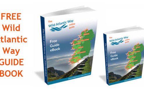 FREE Wild Atlantic Way Guide Book