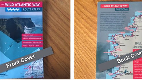 Wild Atlantic Way Xploreit Route Atlas Review