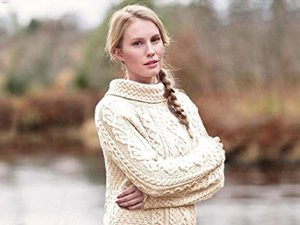 irish cable knit sweaters shop maps and gifts