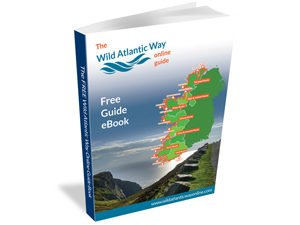 wild atlantic way Ireland free guide book