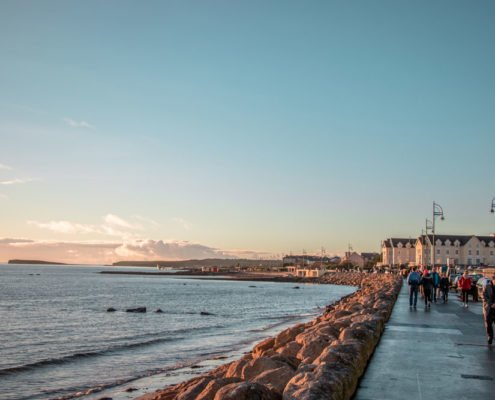 Salthill Galway Wild Atlantic Way Ireland