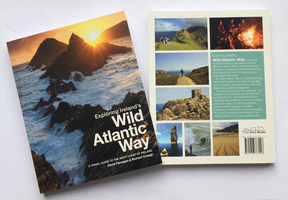 Tourism Books Irelands Wild Atlantic Way Travel Guide Review