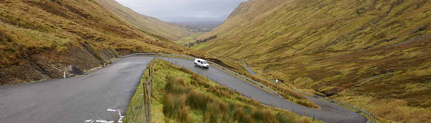 Glengesh Pass Donegal