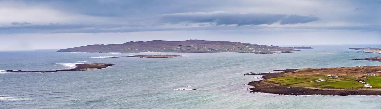 Inishfree Island Donegal