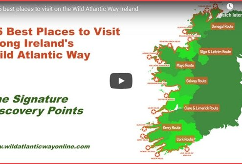 15 best places to see along the Wild Atlantic Way