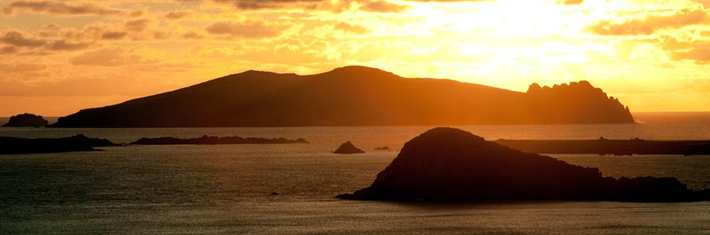 Blasket Islands View Kerry
