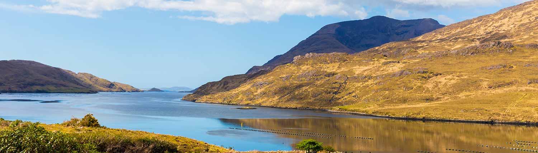 Killary Harbour Mayo