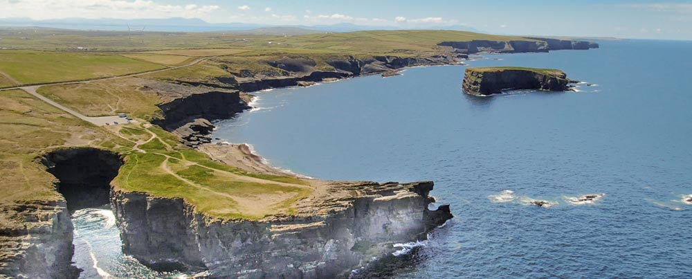 Loop Head County Clare Ireland