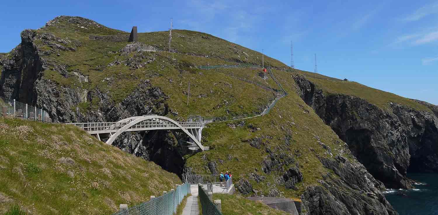 Mizen Head Footbridge County Cork