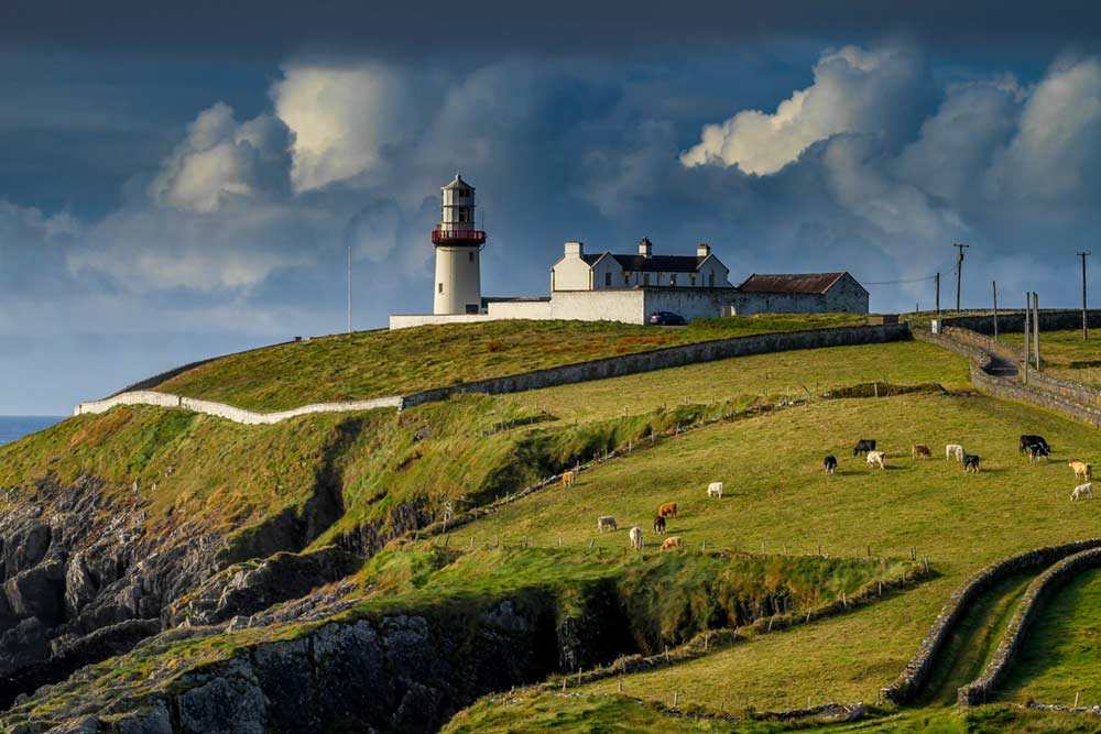 Galley Head Lighthouse County Cork