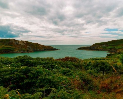 Horseshoe Bay Sherkin Island County Cork