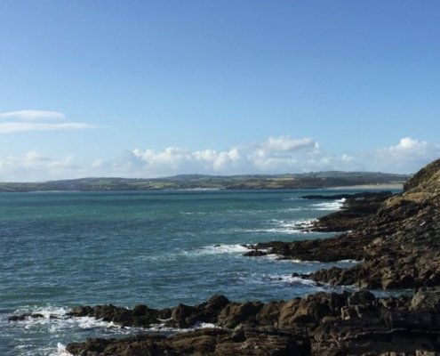 View from Galley Head County Cork