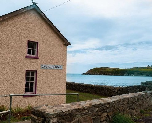 Cape Clear Hostel on Cape Clear Island County Cork