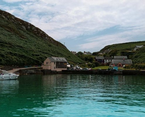 Cape Clear Island Harbour