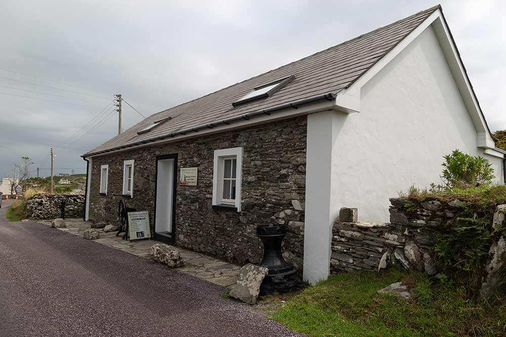 Heritage Centre on Cape Clear Island County Cork