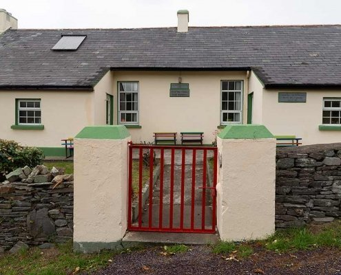 Primary School on Cape Clear Island County Cork