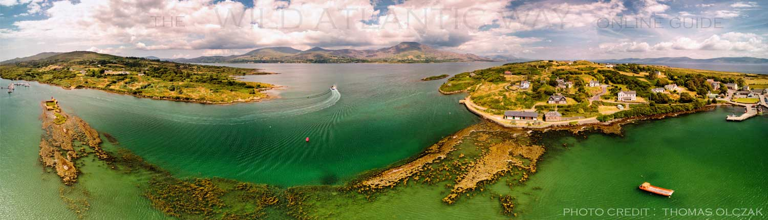 BERE ISLAND Cork Wild Atlantic Way