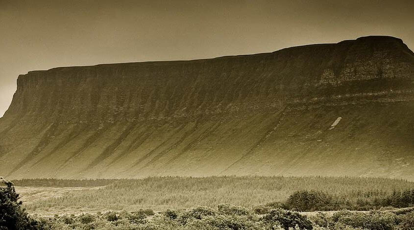 Ben Bulben Sligo Wild Atlantic Way