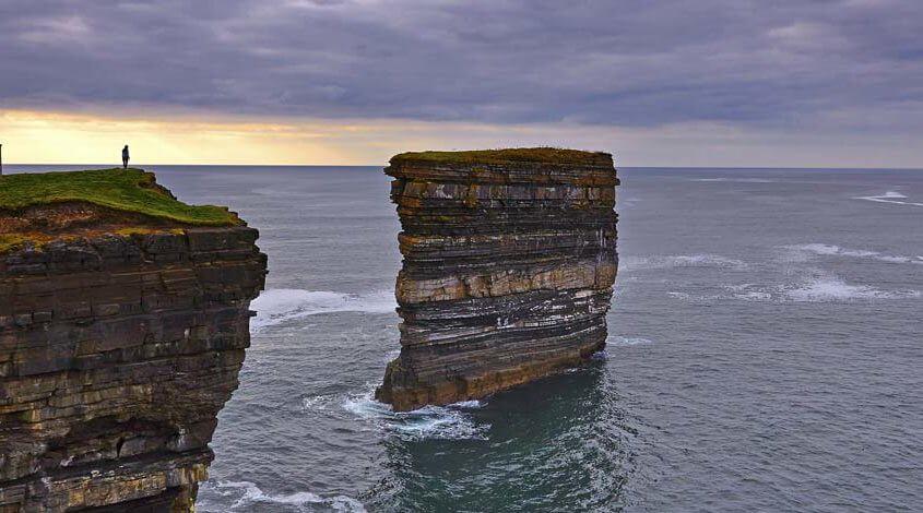 Downpatrick Head Mayo Wild Atlantic Way Ireland