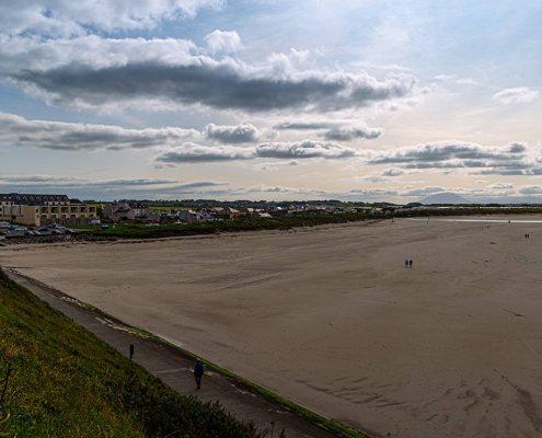 Inishcrone Enniscrone Beach Sligo