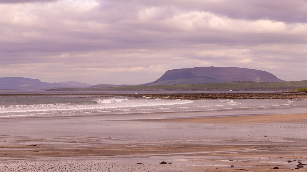 Aughris Beach Sligo